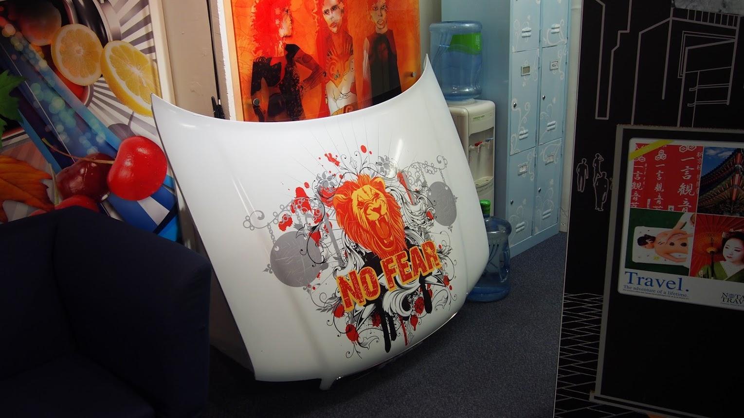 香港HP show room參訪